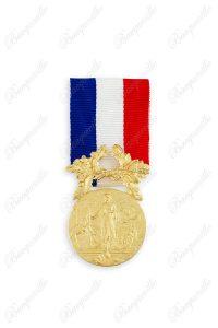 Médaille d'Honneur pour acte de courage et de dévouement