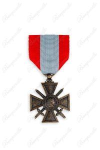 Croix de Guerre des Théâtres d'Opérations Extérieures
