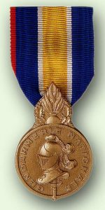Médaille de la Gendarmerie Nationale