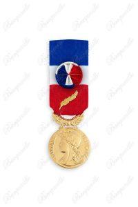 Médaille du travail - 35 ans