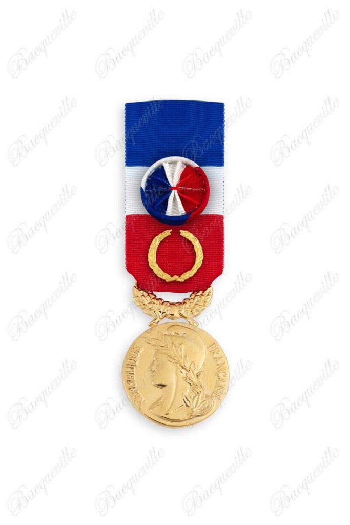 Médaille d'honneur du Travail (ou médaille d'ancienneté du Travail)