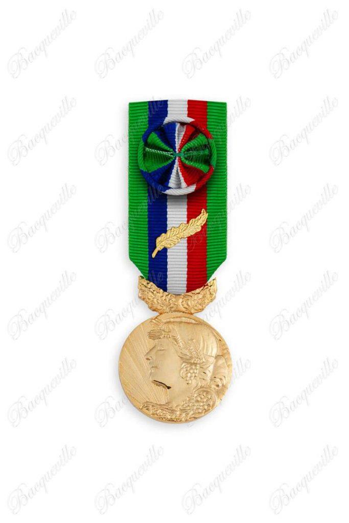 Médaille d'Ancienneté Agricole