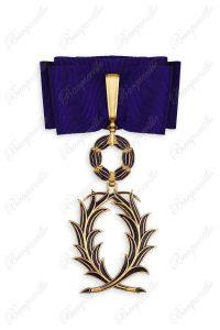 Ordre des Palmes académiques - Commandeur