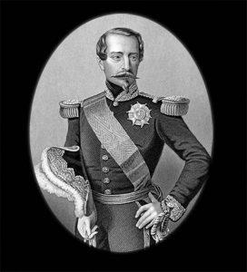 Portrait Napoléon III